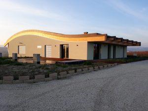 Tenuta Sant'Aquilina - esterno della nuova sede